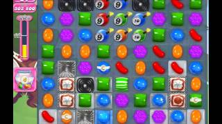 Candy Crush Saga - level 1145 (3 star, No boosters)