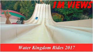 Water Kingdom full ride coverage | GoPro | Best Water Park Rides