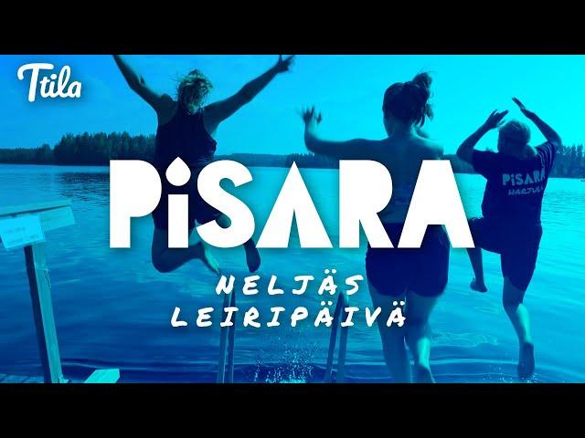 Ttila Goes Pisara - Neljäs leiripäivä