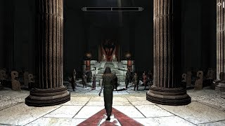 Skyrim mod: Rigmor of Cyrodiil #7 The Imperial Chamber by SGMandylion