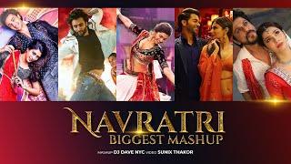 Navratri Mashup | DJ Dave NYC | Sunix Thakor | Latest Garba Mashup