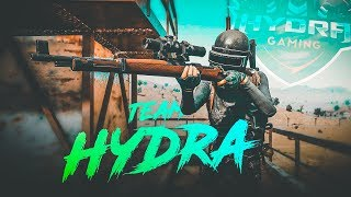 PUBG MOBILE LIVE   TEAM HYDRA GAMEPLAYS   SUBSCRIBE & JOIN ME