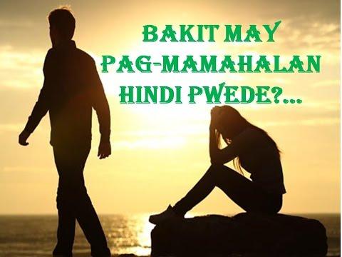 Bakit may pag mamahalan hindi pwede?...