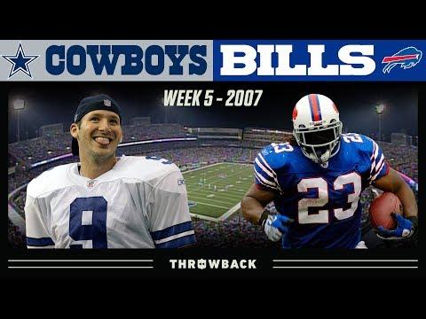 A Bizarre Monday Night Miracle! (Cowboys vs. Bills 2007, Week 5)