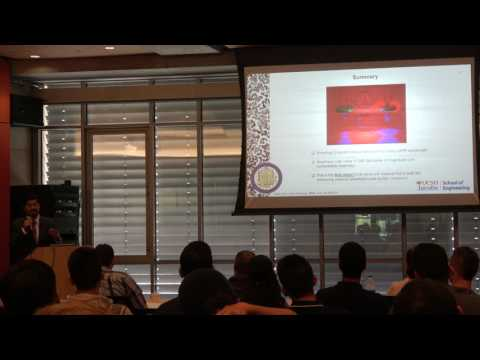 Brandon Marin's Thesis Defense - Enhanced Light-Matter Interactions for Biosensing