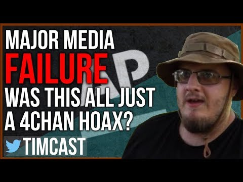 Major Media Failure - Was the Florida Suspect Story a 4Chan Hoax?