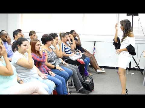 Sherina Mayani | Canal Empresarias CDS - Nov 2017 (Tapping)