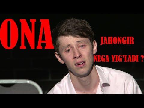 Jahongir Onasi Uchun Ayta Olmagan Gaplarini Manashu Videoda Aytdi !