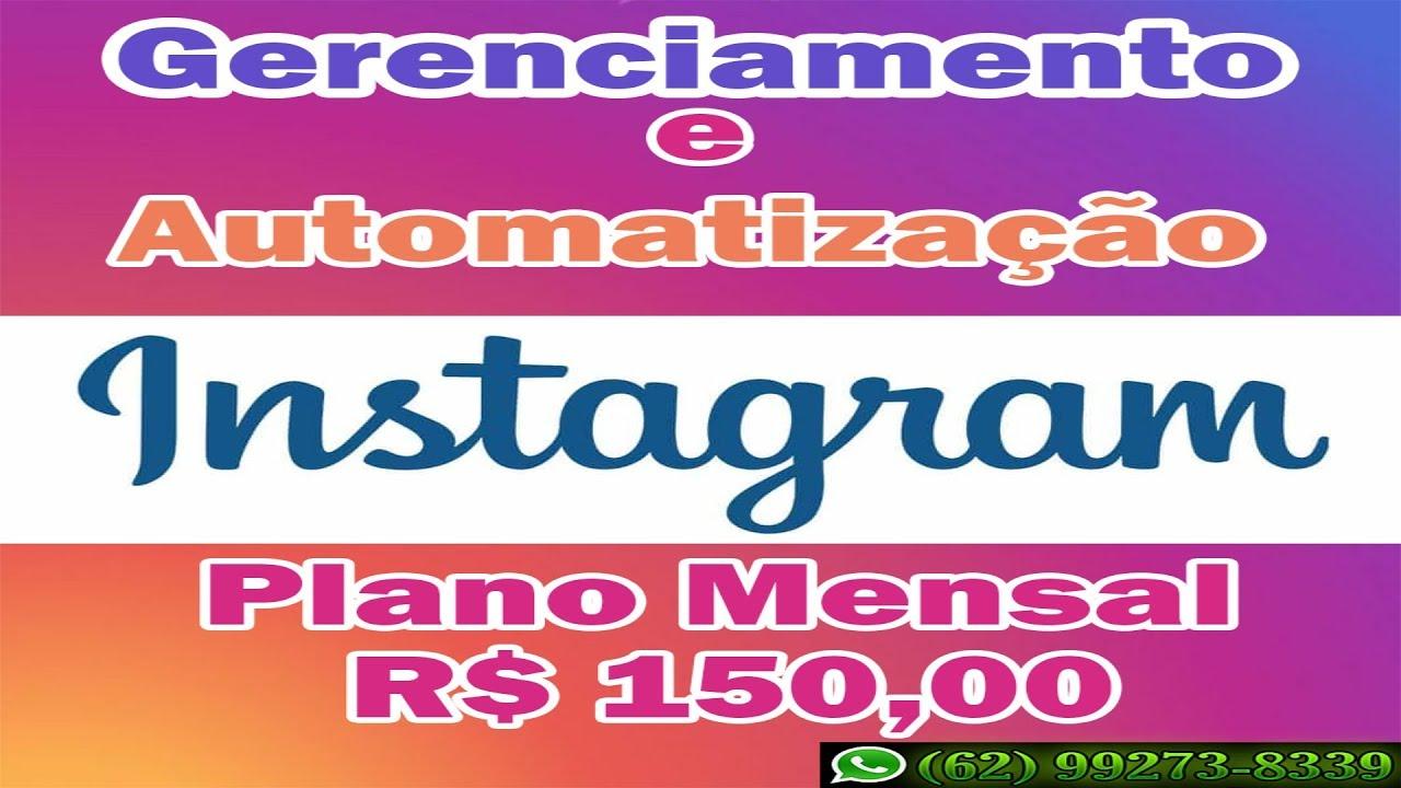 405c22f5c Gerenciamento Instagram