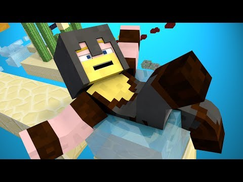 Crazy Water Parkour [Minecraft Animation]