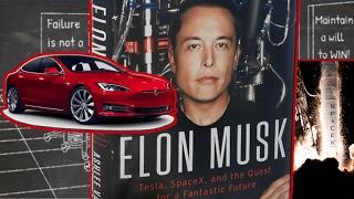 Elon Musk biography book animation summary