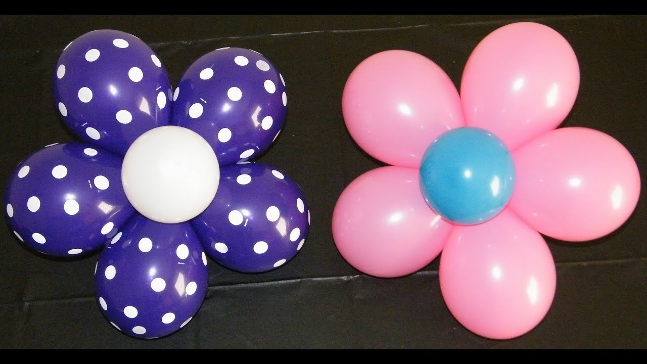 Balloon flower youtube balloon flower mightylinksfo