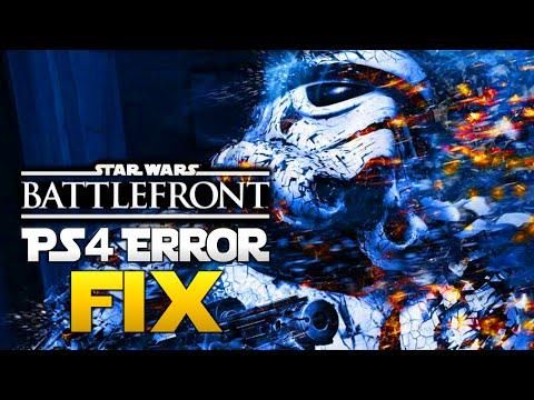 Star Wars Battlefront PS4 - Ultimate Edition / Update - License Error FIX!