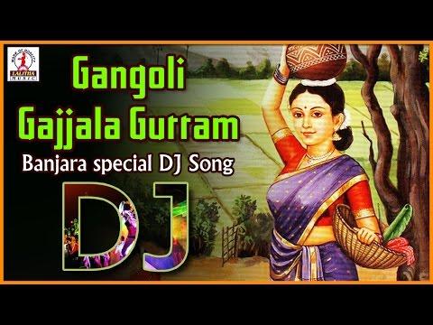 Gangoli Gajjala Gurram lambadi Love Song | Banjara Folk Video Song | Lalitha Audios And Videos