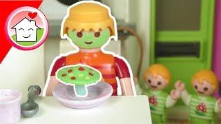 Playmobil Film Familie Hauser - Paul und Alex und der Pilz - Spielzeug Video für Kinder