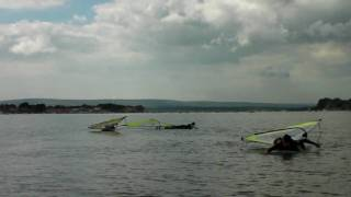 Beginners Windsurfing Lessons - Windsurfing Self Rescue