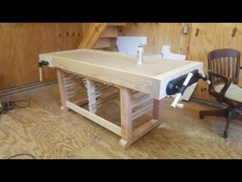 Une méthode originale pour la fabrication d'un établi Hqdefault