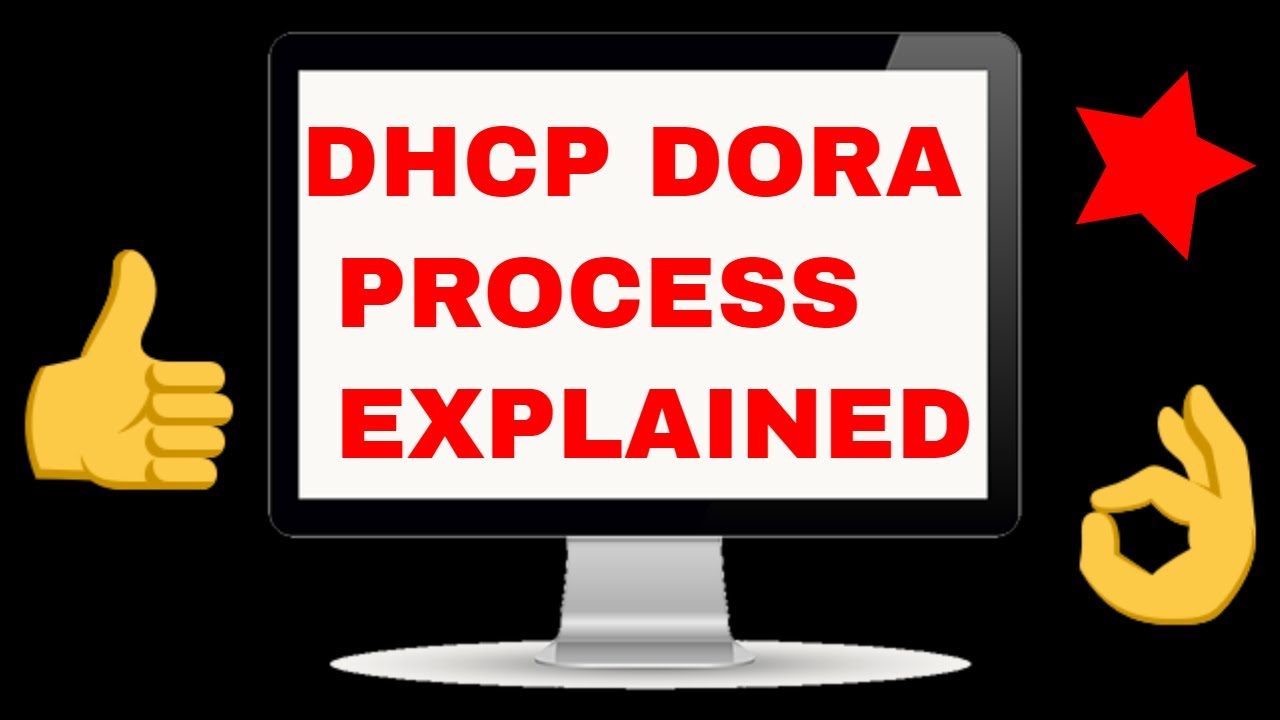 Dhcp Dora Process Explained By Neeraj Youtube