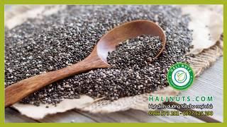 Hạt Chia Úc Seeds High In Omega 3 Absolute Organic - Halinuts.com