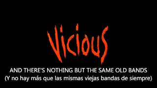 VICIOUS- SECRET NIGHTS (Sub. ingles / español)