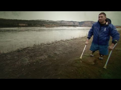 Ben Parkinson: Wilderness Warrior - BBC Documentary 2015