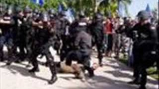 Aus-Rotten - They ignore Peaceful protest