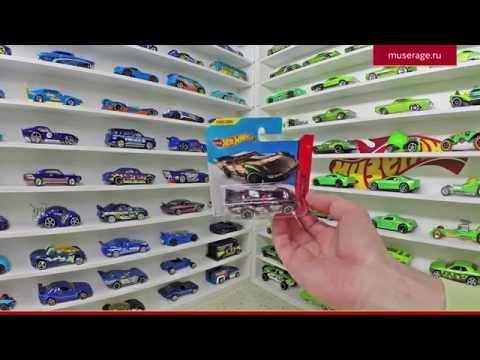 Машинки Хот Вилс: Особая метка