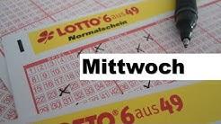 Lotto - Ziehung der Lottozahlen, Mittwoch 18.10.2017
