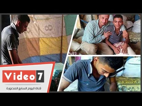 اليوم السابع : محمد أشرف أشهر منجد كفيف فى كفر الشيخ