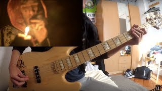 Скачать Lil Peep The Brightside Bass Cover With Tabs