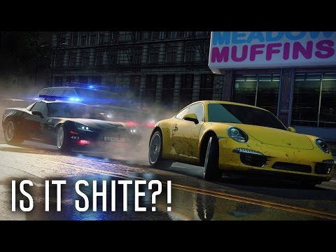 Is Need for Speed Most Wanted (2012) Good or Terrible - Discussion w/ CraptasticJack