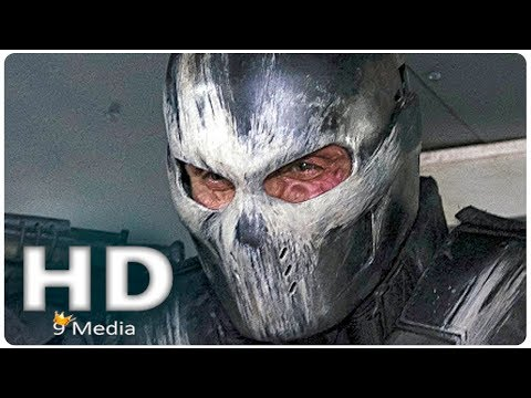 AVENGERS 4 Leak | Crossbones Reveal (2019) Marvel, New Superhero Movie Trailers HD