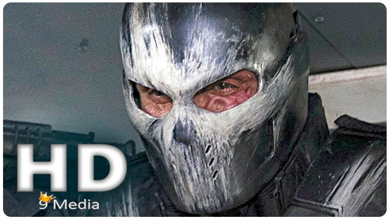 AVENGERS 4 Leak | Crossbones Reveal (2019) Marvel, New Superhero Movie Trailers HD