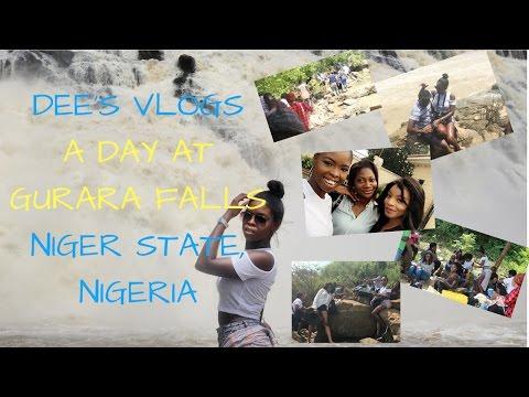 Dee's Vlogs- A Day at Gurara Falls (Niger State)