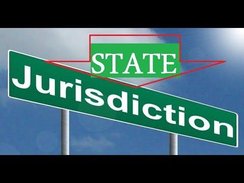 State Jurisdiction in International Law