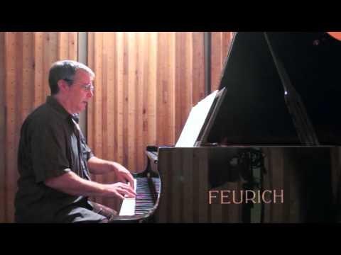 """Send In The Clowns"" By Stephen Sondheim - P. Barton, Piano"