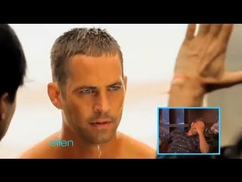 Paul Walker Heats Things Up!