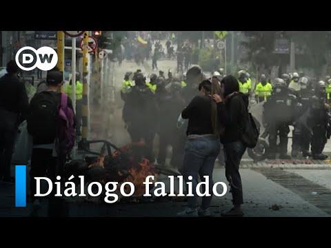 Colombia se prepara para más protestas y más militares en las calles