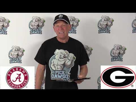 Georgia vs Alabama 2/8/20 Free College Basketball Pick and Prediction CBB Betting Tips