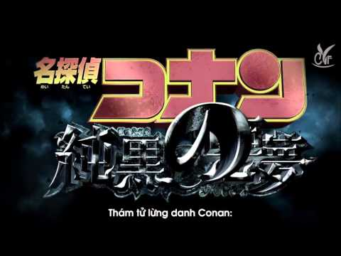 [ConanVN-Fansub] Detective Conan Movie 20 Trailer 30s Vietsub