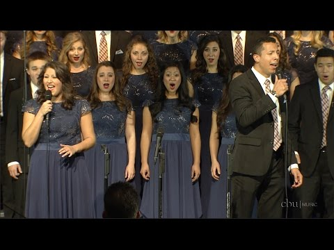"""Behold Our God"" - Performed by the CBU University Choir and Orchestra"