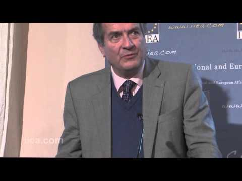 Quentin Peel- Merkel's Pyrrhic Victory: What Will it Mean for Europe? - 26 November 2013