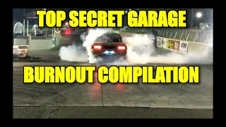 TOP SECRET BURNOUTS AND FUNNY MOMENTS