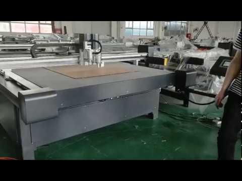 Aoke-DCZ7XR Flatbed Cutter (Plotter, Carton Box Design ...