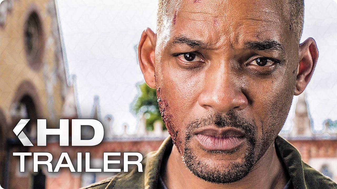 GEMINI MAN Trailer German Deutsch (2019)