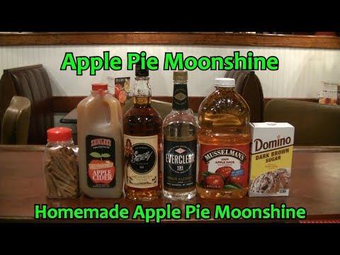 Apple Pie Moonshine Recipe Best Homemade Moonshine Apple Pie Recipe Easy