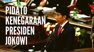 [LIVE] Pidato Kenegaraan Presiden Jokowi di Sidang Tahunan MPR