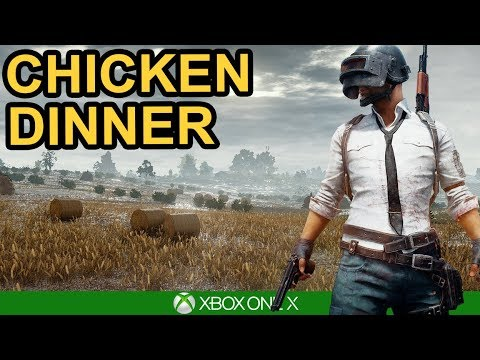 THE UNSTOPPABLE DUO!  PUBG Xbox One X