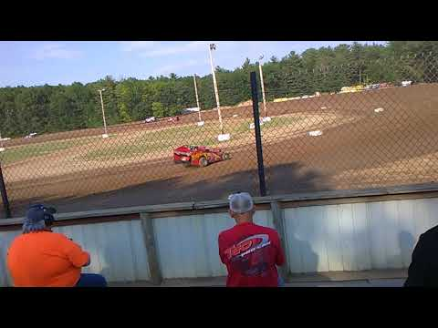Limited sportsman practice at Albany Saratoga speedway