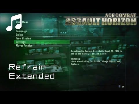 """""""Refrain"""" - Ace Combat: Assault Horizon OST (Extended)"""